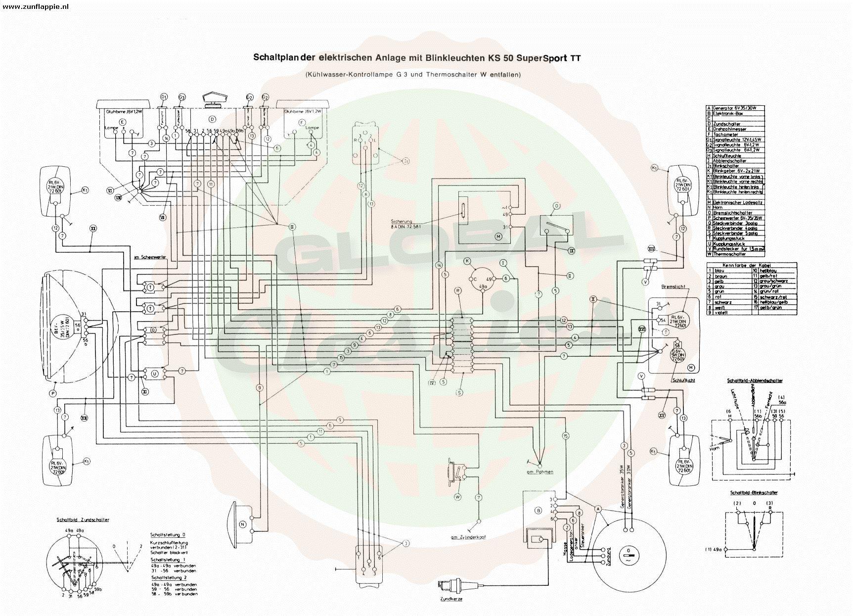 Großzügig Schaltplan Des Elektrischen Ventilatorrelais Bilder ...